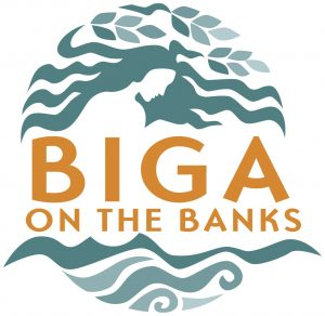 Gourmet cuisine at Biga on the Banks!