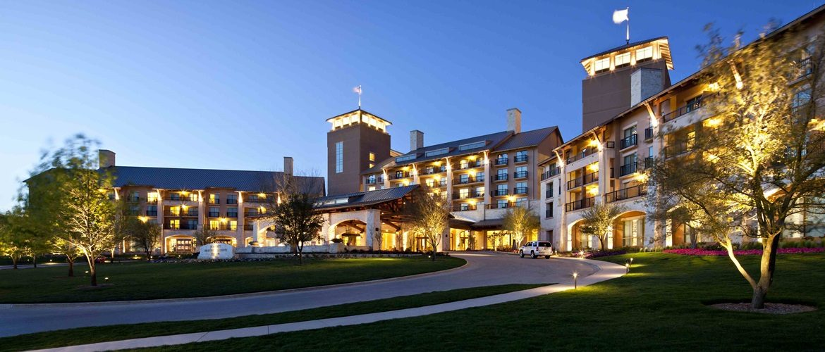 The J.W. Marriott Resort in San Antonio