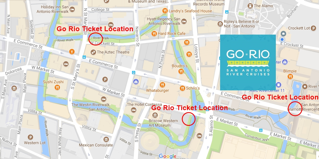 Go Rio Ticket Locations