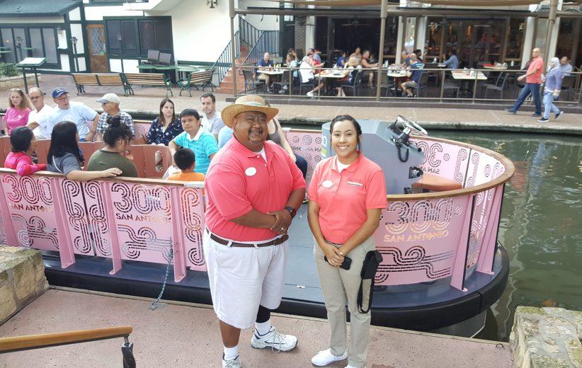Great Go Rio Cruise Team Members!